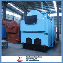 DZH and DZL series coal fired steam boiler with different types for sale