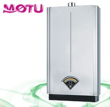shower and heating hot water gas boiler/gas water heater