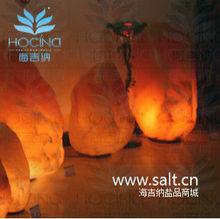 Himalaya rock salt lamps