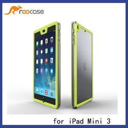 Gelledge Premium Hybrid PC / TPU Protective Full Body Case Cover (Green ) for Apple iPad Air 3.