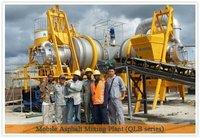 QLB-10 Batch Mobile Asphalt Mixer