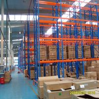 Heavy Duty Steel Storage Container Pallets Racking
