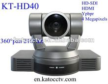 Dropship: New Arrival 2012 1080p Professional ptz full hd video conference KT-HD40