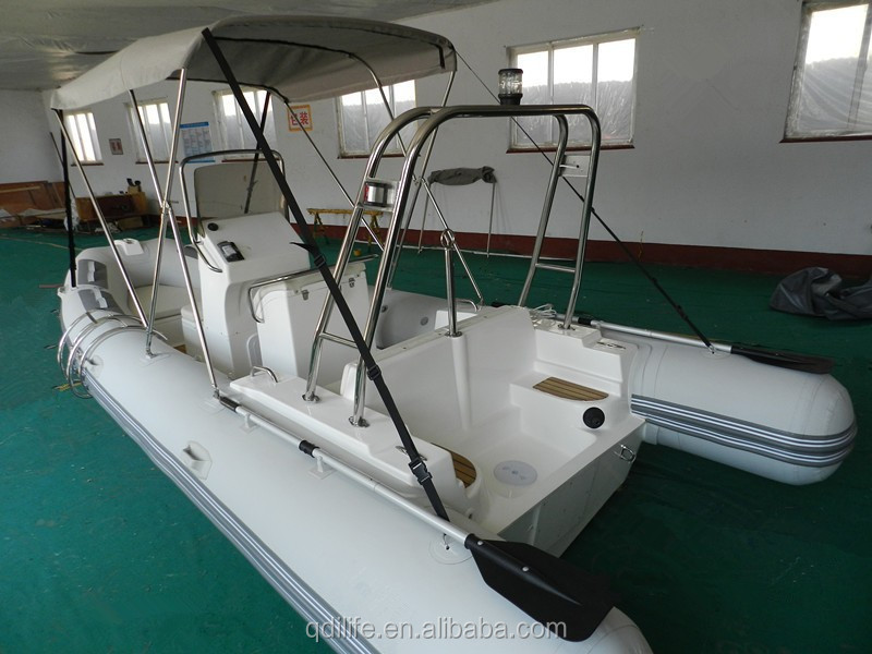 New best price fiberglass fishing rib boat with outboard for New boat motor prices