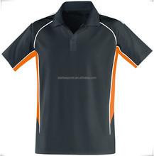 custom new design pique polo shirt