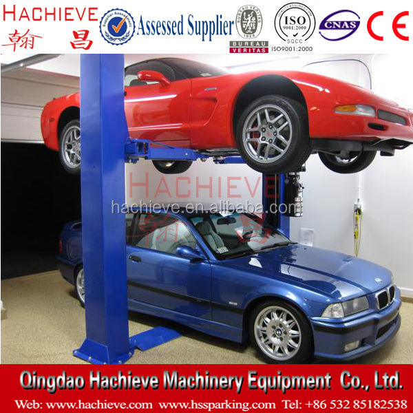Cheap 2 Post Car Lift Car Lifts For Home Garages Garage