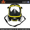 2015 High quality anti gas, PC lens , double filter full face gas mask /high quality face shield