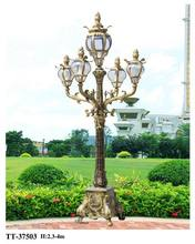 led european-style yard lamp outdoor lighting ip65 energy saving garden lamp