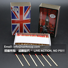Nigerian Excellent Quality Wooden Safety Matches From India
