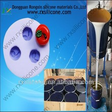Liquid silicon rubber for animals and plants sculpture mold