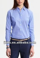 custom high quality ladies corporate blouses