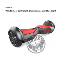 Hottest in USA big wheel two wheel self balance scooter electric with bluetooth speaker