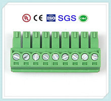Auto Electrical Connector SDV 300V 10A Pitch: 3.5mm/3.81mm