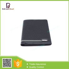 Fashion Genuine Leather Men Slim Wallet Branded Mens Small Leather Wallet, Business Card Holder