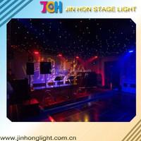 Fantasy cloth backdrop/led star curtain lights/ Stage lighting