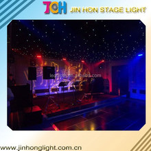 Fantasy cloth backdrop/led star curtain lights/ Stage lighting