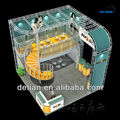 Double deck exposição booth, Expo fica em locação em xangai