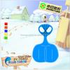 Cool ! Kids plastic spider-man snow glider ZY-70402