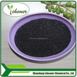 98% min Solubility in Water Leonardite Humic Acid Organic