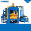 QT4-15C fully automatic small scale block making machine
