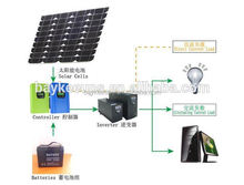 Baykee cheap solar panels china off grid 3KW solar system dubai , inverter for solar system