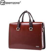 2014 Wholesale Men's Nice Imported Genuine Leather Laptop Bag