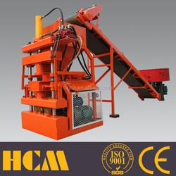 LY1-10 plus machine for making bricks cement / paver block make machine block machine