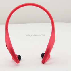 Mini Lightweight Wireless Stereo Sports running Bluetooth earphone Headphones Headsets