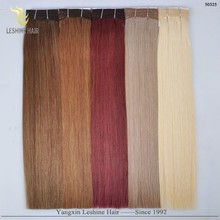 Golden Supplier Directly Factory Price Top Quality No Tangle Remy Human Hair dingli hair european hair