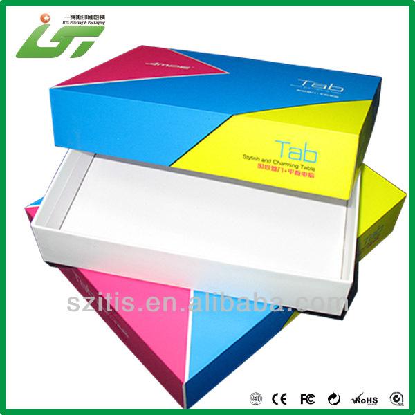 Печать на картонная коробка, Картонная коробка оптовая продажа в китае
