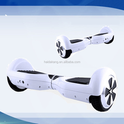 New electric self balancing scooter,2 wheel balance board,6.5 inch self balancing electric scooter