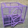 Large steel dog cage for sale
