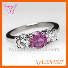 925 Sterling Silver Ring With Setting Fashion Jewelry 2015 Fashion Silver Ring Made In China Fashion Sterling Silver Cz Rings