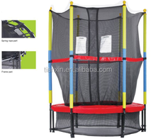 indoor trampoline with CE GS, kids fitness toy