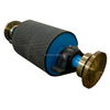 paper machineryrubber coating roller/ Machinery parts/rubber Rollers