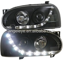1992-1997 Year For Volkswagen Golf 3 LED Front Light Headlamps SN