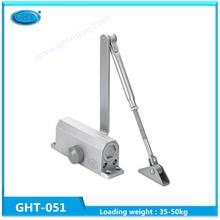 High quality aluminium automatic hydraulic door closers type for 45-60kg door closer