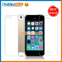 Anti-Glare Tempered Glass Screen Protector for iPhone 5g