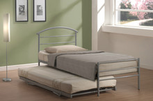 Popular living room furniture folding bed,metal iron bed,sofa bed price
