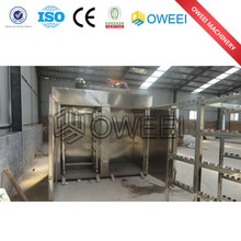 professional stainless steel smoked furnace for sausage manufacturer