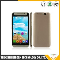 """5.5"""" Android 4.4.2 Unlocked Mobile Phone Dual Core Mobile Phone MTK6572 5.0MP Rotary Camera WCDMA QHD Smartphone"""