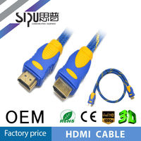 SIPU high quality m/m hdmi cables for less