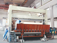 High Speed Down-Leading Rewinder with high quality Engineer Available to Service Machine Oversea