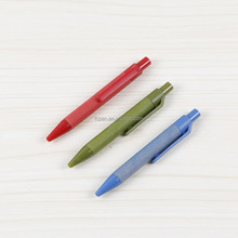 personalized mini ball pen eco paper pen