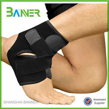 Training entertainment safety elastic ankle wrap brace support