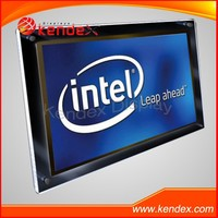 acrylic frame led light display advertising board for computer products