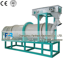 CE Approved Roller Coater Machine For Coating Animal Feed Molasses
