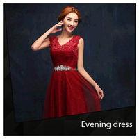 Factory Price Plus Size Evening Dress