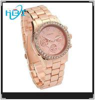 2014 hot sale ladies copper watches
