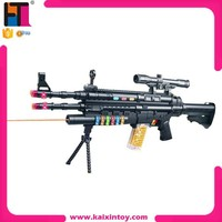 electric plastic toy gun safe